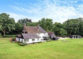 Thumbnail 5 bed detached house for sale in Steep Hill, Chobham, Woking