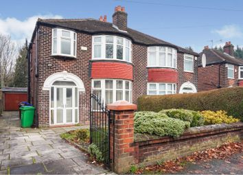 3 bed semi-detached house for sale in Mauldeth Road West, Manchester M21