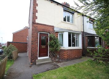 Thumbnail 2 bed semi-detached house for sale in Bridle Avenue, Ossett