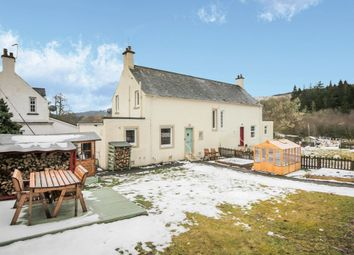Thumbnail 3 bed semi-detached house for sale in 11 Kinlochard Cottages, Kinlochard, Aberfoyle