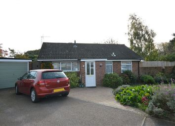 Thumbnail 3 bed detached bungalow for sale in Howes Close, Hethersett, Norwich