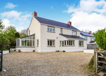 4 bed detached house for sale in Mynachlogddu, Clynderwen SA66