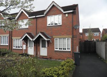 Thumbnail 2 bedroom property to rent in Eborne Croft, Balsall Common, Coventry