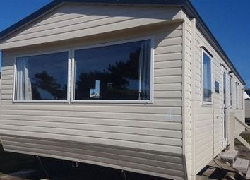 Thumbnail 3 bedroom mobile/park home for sale in Solway Holiday Village, Silloth