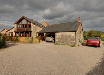 Thumbnail 4 bed detached house for sale in Hewelsfield, Lydney, Gloucestershire.