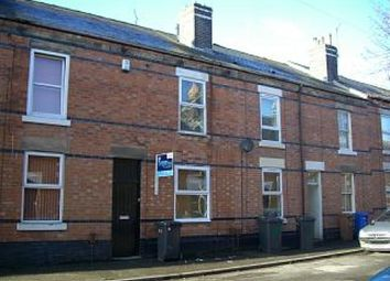 Thumbnail 2 bed terraced house to rent in Ward Street, Derby