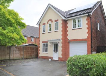 Thumbnail 4 bedroom detached house for sale in Bugsby Way, Kesgrave