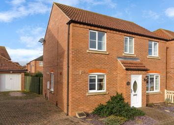 Thumbnail 4 bed detached house for sale in Iris Gardens, Bourne