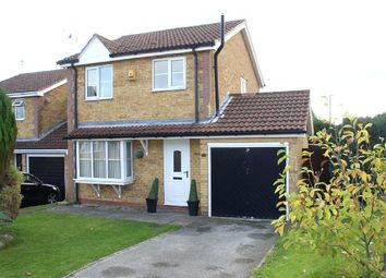 Thumbnail 3 bed detached house for sale in Deacon Close, Swanwick, Alfreton