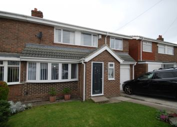 Thumbnail 5 bed semi-detached house for sale in Dunvegan, Birtley, Chester Le Street