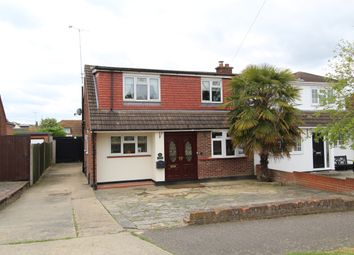 Thumbnail 4 bed semi-detached house for sale in Eastcheap, Rayleigh