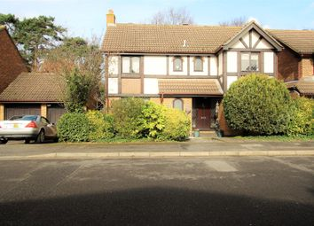 Thumbnail 4 bedroom detached house for sale in Scott Farm Close, Thames Ditton