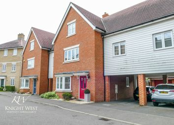 Thumbnail 5 bed link-detached house for sale in Axial Drive, Colchester