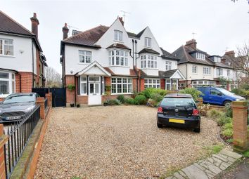 Thumbnail 4 bed semi-detached house for sale in Wellington Road, Enfield, Middlesex