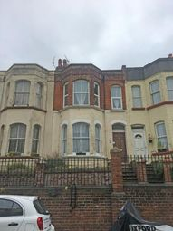 Thumbnail 1 bed flat for sale in Ground Floor Flat, 99 Stonefield Road, Hastings, East Sussex