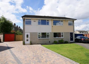 Thumbnail 3 bed semi-detached house for sale in Hawthorn Close, Clifton, Brighouse