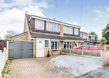 3 bed semi-detached house for sale in Redwood Avenue, Leyland, Lancashire PR25