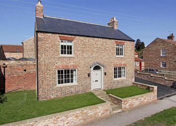 Thumbnail 5 bed link-detached house for sale in Main Street, Great Ouseburn, York