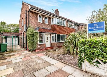 Thumbnail 3 bed semi-detached house for sale in Lindsell Road, Altrincham