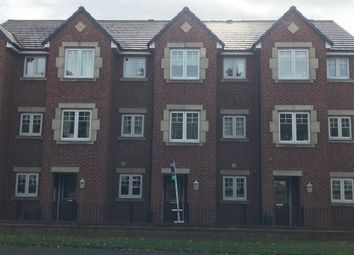Thumbnail 4 bed terraced house to rent in Mowbray Court, Guidepost