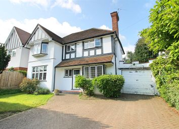 Thumbnail 5 bed detached house for sale in Belmont Road, Bushey