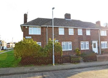 Thumbnail 3 bed terraced house to rent in East Green, Kemsley, Sittingbourne