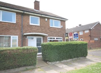 Thumbnail 3 bed semi-detached house for sale in Limber Green, Netherfields, Middlesbrough