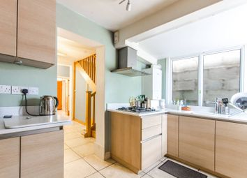 Thumbnail 3 bed terraced house to rent in Warberry Road, Wood Green N22, Wood Green, London,