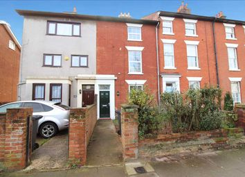 Thumbnail 4 bed town house for sale in Woodbridge Road, Ipswich