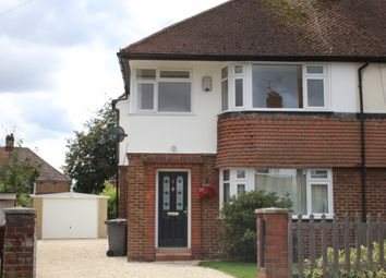 Thumbnail 3 bedroom semi-detached house for sale in Mayfield Drive, Reading, Reading