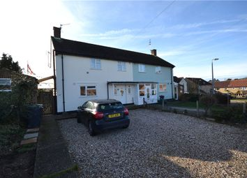 Thumbnail 3 bed semi-detached house for sale in Mountfitchet Road, Stansted