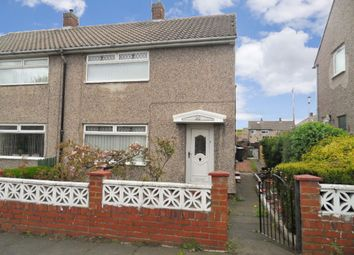 Thumbnail 2 bed semi-detached house to rent in Wirralshir, Gateshead