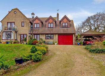 Thumbnail 5 bed detached house for sale in Valley Road, Portishead, North Somerset