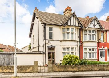 Thumbnail 3 bedroom end terrace house for sale in Perth Road, Ilford