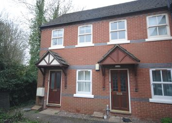 Thumbnail 1 bedroom flat to rent in Meadow Brook Close, Madeley, Telford
