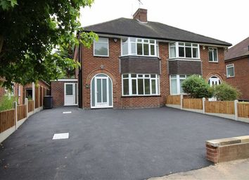 Thumbnail 4 bedroom semi-detached house for sale in Kedleston Road, Allestree, Derby