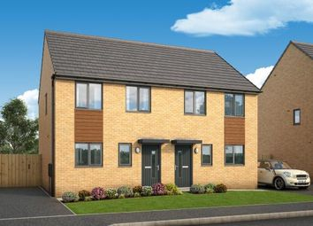 "Thumbnail 3 bed property for sale in ""The Kendal At Yew Gardens, Doncaster"" at Broomhouse Lane, Edlington, Doncaster"
