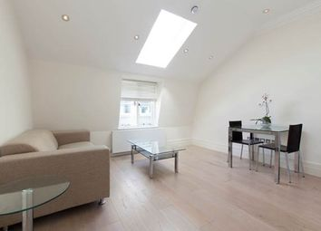 Thumbnail 1 bedroom flat to rent in Chilworth Mews, London