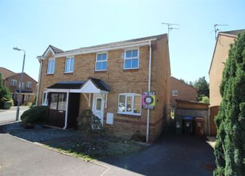 Thumbnail 3 bed semi-detached house for sale in Ascot Close, Chippenham