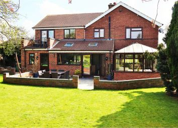 Thumbnail 4 bed detached house for sale in Newcastle Street, Tuxford, Newark