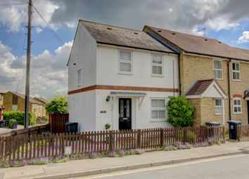 Thumbnail 2 bedroom end terrace house for sale in Apton Road, Bishop's Stortford