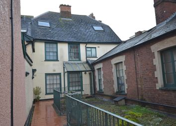 Thumbnail 2 bed flat to rent in Mint Court, The Mint, Exeter