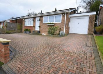 Thumbnail 3 bed detached bungalow for sale in Brentwood Grove, Stockton Brook, Stoke-On-Trent