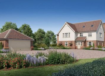 Thumbnail 5 bed detached house for sale in The Acorns, Well Lane, Stock Village