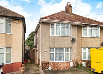 3 bed semi-detached house for sale in Hamilton Road, Feltham TW13