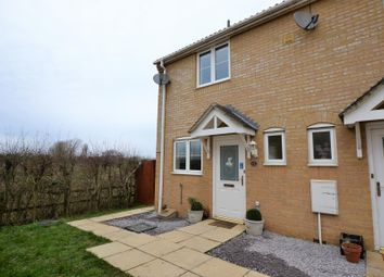 Thumbnail 2 bed end terrace house for sale in Poppyfields, West Lynn, King's Lynn