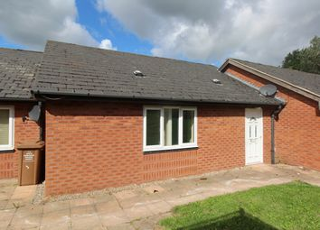 Thumbnail 3 bed terraced bungalow to rent in Egginton Road, Etwall, Derby
