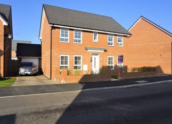 Thumbnail 4 bedroom detached house for sale in Cordwainers, Morpeth