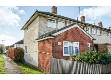 Thumbnail 2 bed end terrace house for sale in Cheviot Crescent, Southampton
