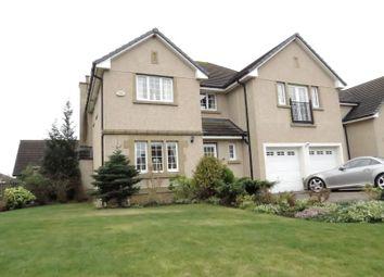 Thumbnail 5 bed detached house for sale in Alderston Gardens, Haddington